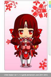 Haineko The Fire Fairy