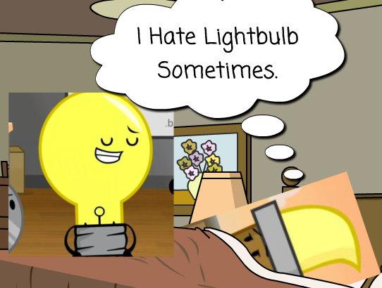 Light bulb porn