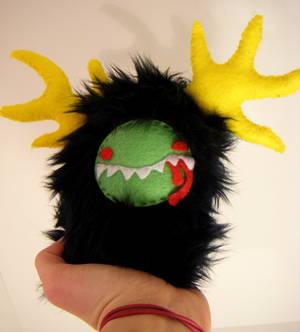 Baby Monster for Nut-case