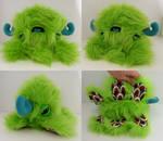 Baby Monstroctopus- Zemby