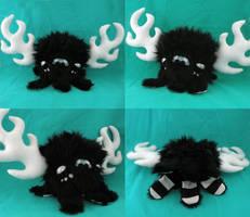 Baby Monstroctopus- Urby by loveandasandwich