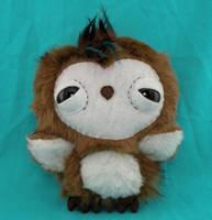 New Custom Owlet by loveandasandwich