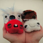 5 DOLLAR MINI PLUSH MONDAY