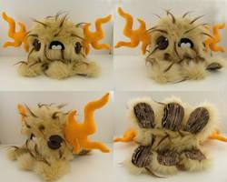Baby Monstroctopus- Jurby by loveandasandwich