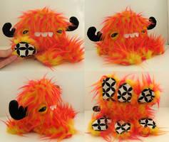 Baby Monstroctopus- Ormby by loveandasandwich