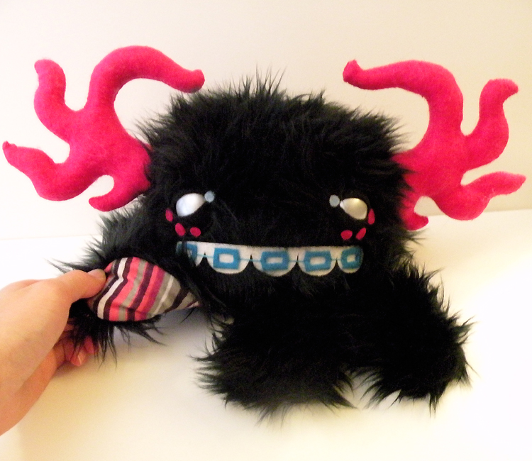 Plush you 09 Last Monstroctopi by loveandasandwich
