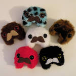 Mustached Lumps