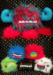 Monsters for Global Artis