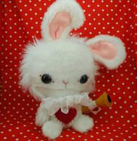 The White Rabbit by loveandasandwich
