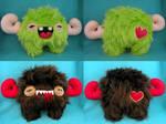 Fraternal Monster Twins