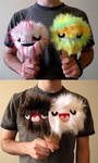 Monster Ice Creams