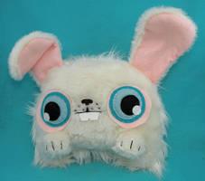 Eve N Odd Bunny by loveandasandwich