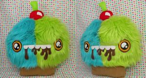 Cupcake Monster by loveandasandwich