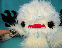 Loma the Monstroctopus by loveandasandwich