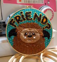 Ludo, Friend? by loveandasandwich