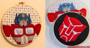 Transformers Hoops