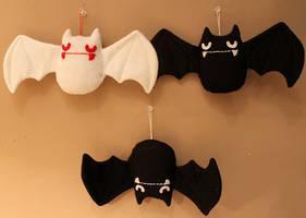 Little Bats by loveandasandwich