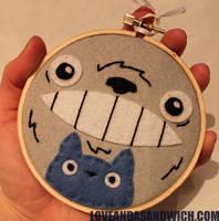 My Neighbor Totoro by loveandasandwich