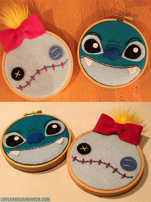 Scrump and Stitch by loveandasandwich