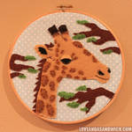 Giraffe Hoop