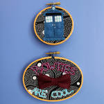 Doctor Who Hoops by loveandasandwich