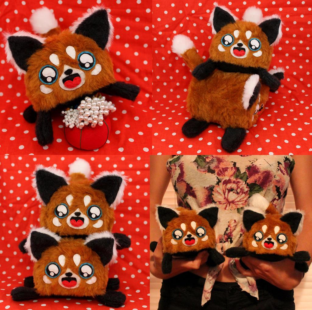 Red Pandaloaf by loveandasandwich