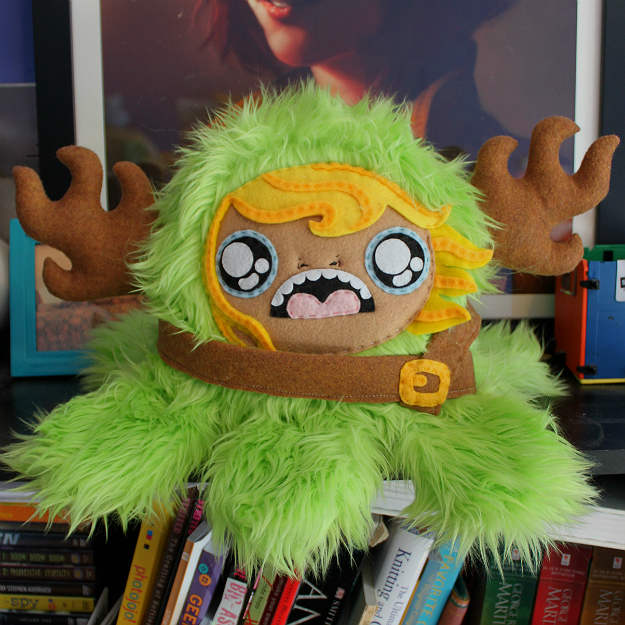 Link Monstroctopus by loveandasandwich