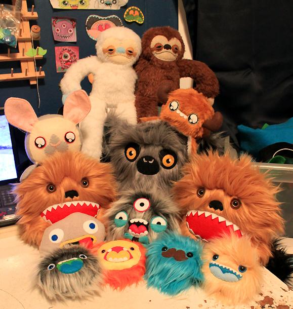 Pile of Orders by loveandasandwich