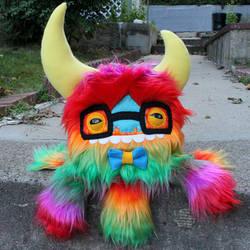 Dapper Rainbow Monstroctopus