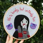 Marceline hoop