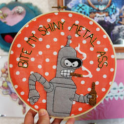 Another Bender Hoop by loveandasandwich