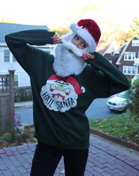 Hail Santa Sweatshirts