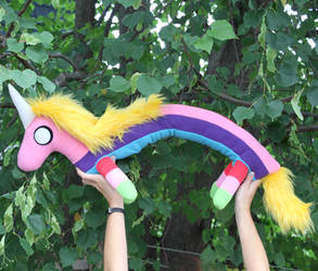 Lady Rainicorn Toy