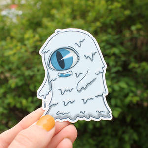 Slime Guy Stickers