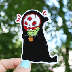 Grim Reaper Sticker
