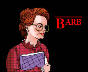 Barb from Stranger things