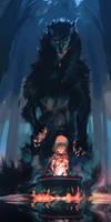 Spook.Jpeg by FEN-OSHI