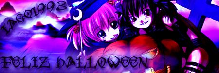 Halloween Signature by iago1993