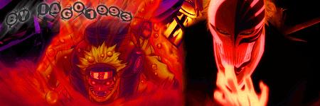 Naruto and Ichigo Signature by iago1993