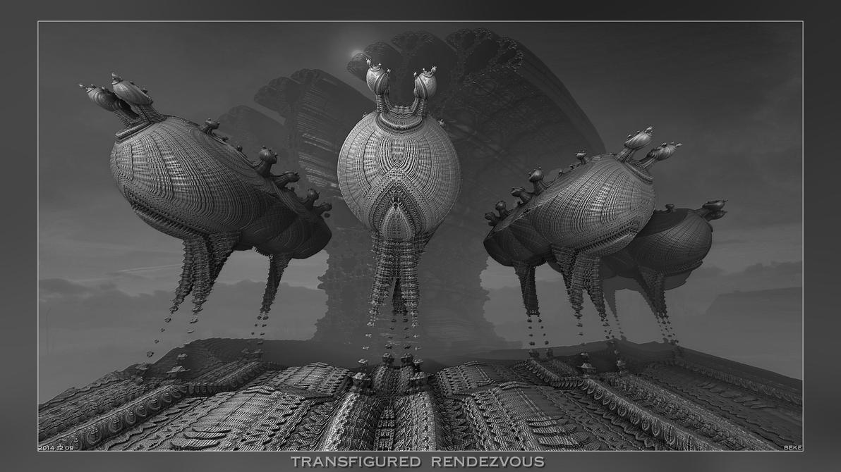 2014 09 03  Transfigured Rendezvous by fractalbeke