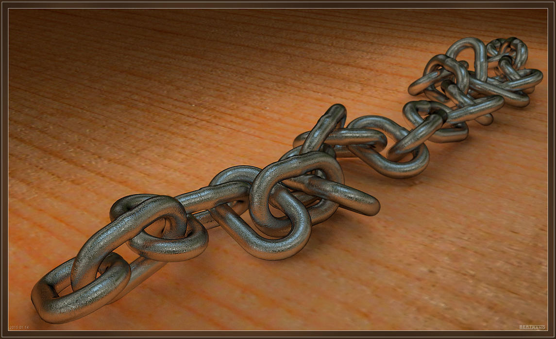 2015 01 14 Chain by fractalbeke