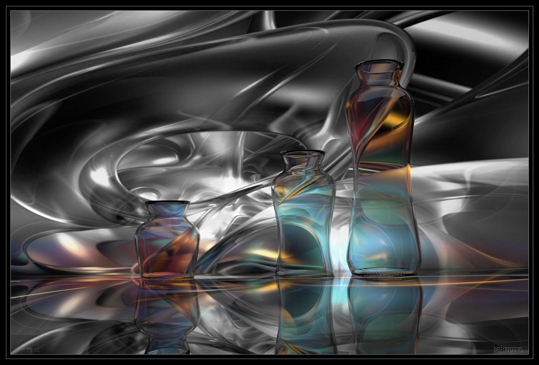 2015 02 02 - Glass by fractalbeke