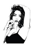 Mila Kunis by MegaBoneDesigns