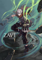 Commission : Zave by bayanghitam