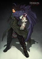 Derron + Death + by bayanghitam
