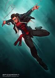 Spiderman by bayanghitam