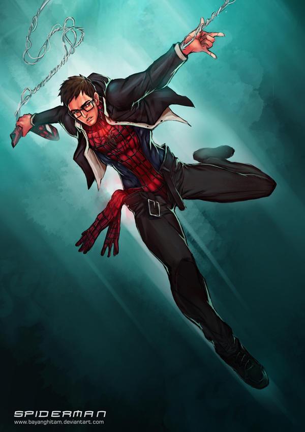 Spiderman Arten