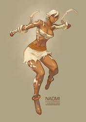 Naomi by bayanghitam