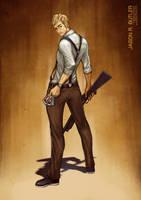 Jason R. Butler by bayanghitam
