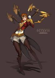 Commission : Countess Octavia